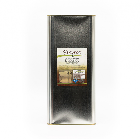 Extra Virgin Olive Oil 5 Lt