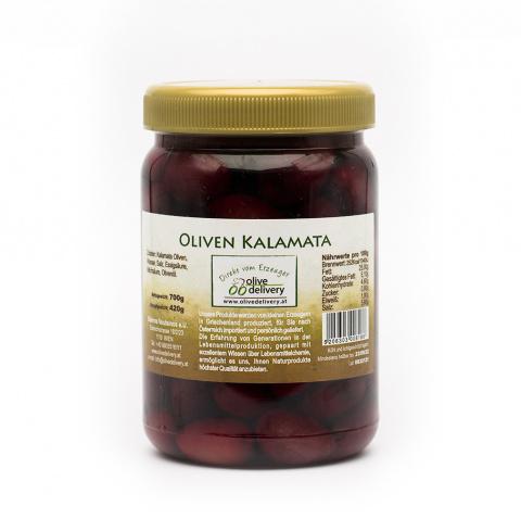 Kalamata Olives 420 gr