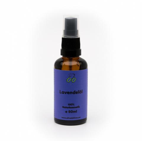 Lavender Oil 50 ml